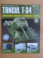 Revista Tancul T-34, nr. 59, 2017
