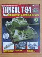 Revista Tancul T-34, nr. 61, 2017