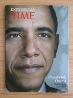 Anticariat: Revista Time, editie speciala. Presedintele Obama. Drumul catre Casa Alba