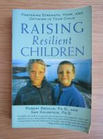 Robert Brooks - Raising resilient children