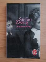 Anticariat: Stefan Zweig - Brulant secret