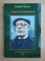 Teodor Tanco - Viata si literatura