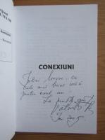 Valentin Petculescu - Clepsidra sparta. Conexiuni, martie 1991-februarie 1994 (cu autograful autorului)