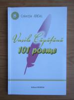 Anticariat: Vasile Capatana - 101 poeme