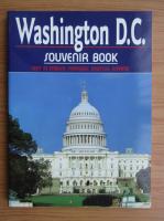 Anticariat: Washington D.C. souvenir book