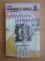 Anticariat: When questions are asked