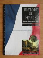 Anticariat: Claude Lebedel - History of France