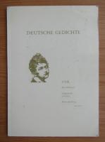 Anticariat: Deutsche Gedichte