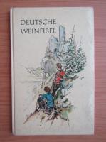 Anticariat: Deutsche Weinfibel
