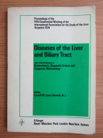 Anticariat: Diseases of the liver and biliary tract