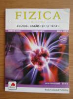 Anticariat: Gabriel Bancila - Fizica, clasa a VIII-a. Teorie, exercitii si teste (2007)