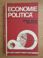 Anticariat: Gabriela Barbulescu - Economie politica. Manual pentru anul III licee (1976)