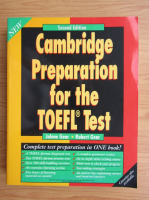 Anticariat: Jolene Gear - Cambridge preparation for the TOEFL test