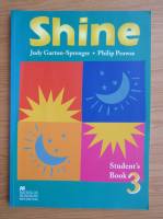 Anticariat: Judy Garton Sprenger - Shine. Student's book 3