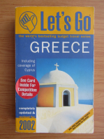 Anticariat: Let's go. Greece 2002