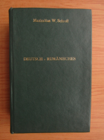 Anticariat: Maximilian W. Schroff - Deutsch-rumanisches worterbuch (1916)