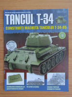 Revista Tancul T-34, nr. 10, 2016