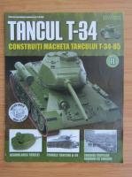 Revista Tancul T-34, nr. 11, 2016
