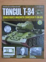 Revista Tancul T-34, nr. 12, 2016