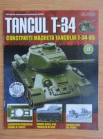 Revista Tancul T-34, nr. 13, 2016