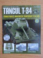 Anticariat: Revista Tancul T-34, nr. 15, 2016