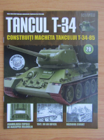 Anticariat: Revista Tancul T-34, nr. 20, 2016