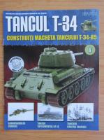 Revista Tancul T-34, nr. 6, 2016
