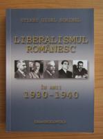 Anticariat: Stirbu Gigel Sorinel - Liberalismul romanesc in anii 1930-1940