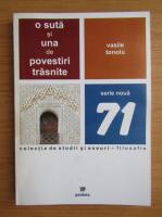 Vasile Tonoiu - O suta si una de povestiri trasnite