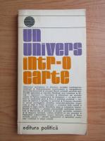 Anticariat: Carol Roman - Un univers intr-o carte (volumul 7)