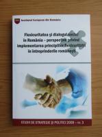 Anticariat: Catalin Ghinararu - Studii de strategie si politici 2009. Studiul nr. 3