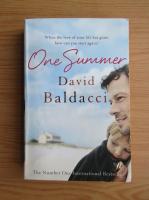Anticariat: David Baldacci - One summer