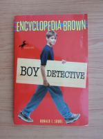 Anticariat: Donald J. Sobol - Enciclopedia Brown. Boy detective