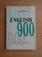 Anticariat: English 900 (volumul 6)