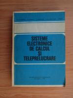 Anticariat: Gh. Dodescu - Sisteme electronice de calcul si teleprelucrare