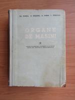 Anticariat: Gheorghe Manea - Organe de masini (volumul 2)