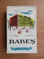 Anticariat: M. V. Babes - Babes