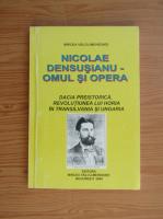 Anticariat: Mircea Valcu-Mehedinti - Nicolae Densusianu. Omul si opera
