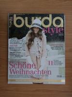 Anticariat: Revista Burda, nr. 12, 2011