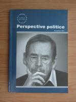 Anticariat: Revista Perspective politice, decembrie 2011