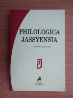 Anticariat: Revista Philologica jassyensia, anul VIII, nr. 2, 2012