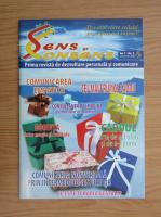 Anticariat: Revista Sens Consens, anul 1, nr. 3, ianuarie 2007