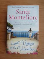 Santa Montefiore - Last voyage of the Valentina