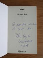 Theo Anghel - Pacatele fiului (volumul 1, cu autograful autorului)
