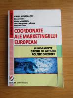 Anticariat: V. Adascalitei - Coordonate ale marketingului european