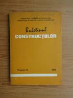 Anticariat: Buletinul constructiilor (volumul 12, 1982)