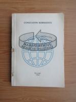 Constantin Barbulescu - Managementul productiei industriale (partea a II-a)