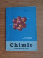 Anticariat: Costin D. Nenitescu - Chimie. Manual pentru anul I liceu