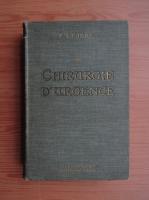 Anticariat: F. Lejars - Chirurgie d'urgence (volumul 2, 1925)