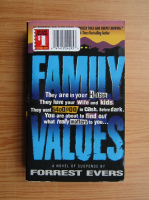 Anticariat: Forrest Evers - Family values